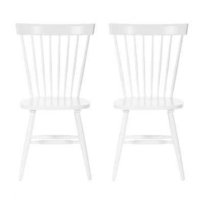 Valdosta Solid Wood Windsor Back Side Chair (Set of 2) - Birch Lane