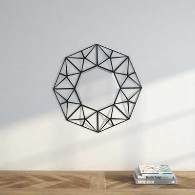 Firestone Geometric Mirror - Home Depot