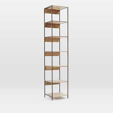 "Industrial Storage Modular System- 17"" Bookshelf - West Elm"