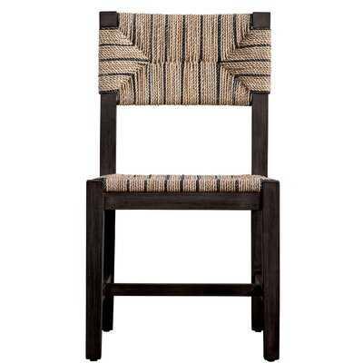 Allenbie Mango Wood Dining Chair - Wayfair