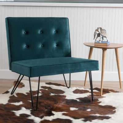 Lininger Slipper Chair - Wayfair