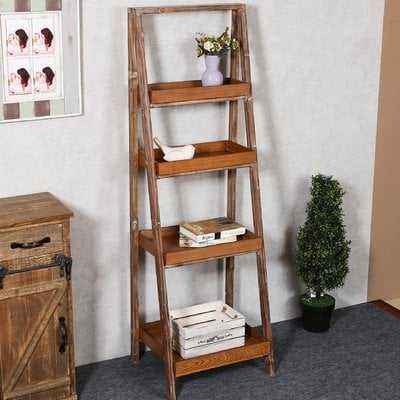 Abbigail Ladder Bookcase - Wayfair