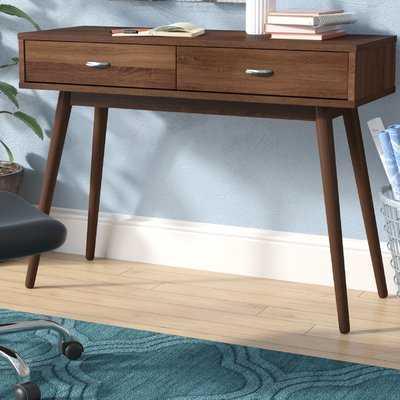 Wood Desk - Wayfair