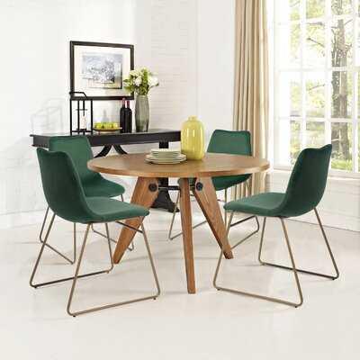 Flomaton Upholstered Dining Chair - Wayfair