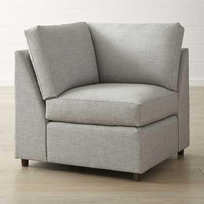 Barrett Corner Chair - Crate and Barrel