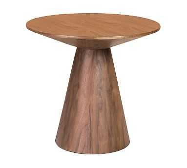 Warner Side Table, American Walnut - Pottery Barn