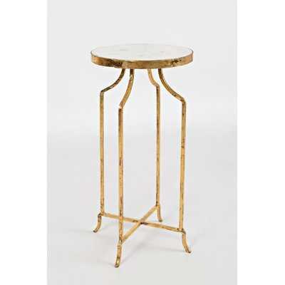 Callimont Marble End Table - Wayfair