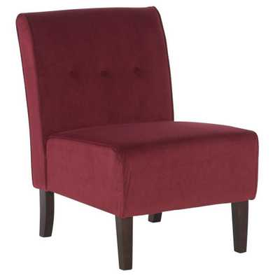 Coco Accent Chair Red - Linon - Target