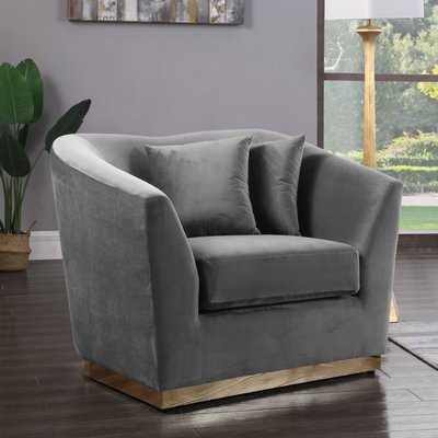 Truchanovicius Club Chair - Wayfair