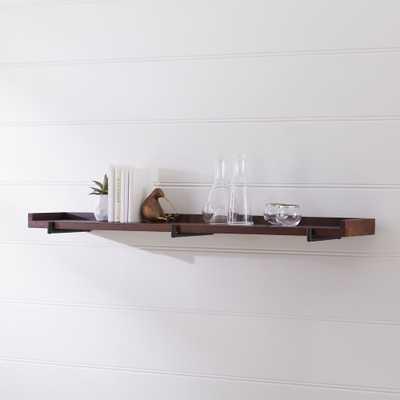 """Beckett 60"""" Wall Shelf - Crate and Barrel"""