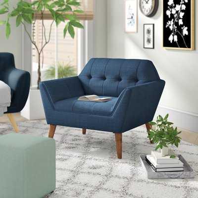 Belz Armchair, Blue - Wayfair
