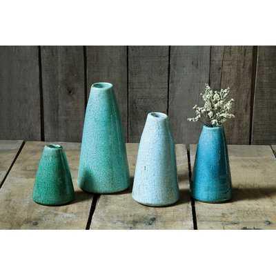 Ebbert Terra Cotta Vases - Wayfair