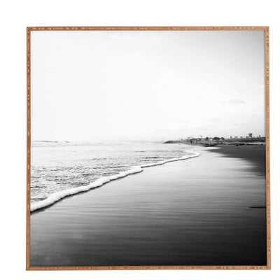 'Changing Tides' Framed Photograph Plexiglass - AllModern