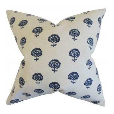 Londyn Floral Cotton Throw Pillow Cover - Wayfair