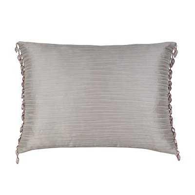 Textured Lumbar Pillow - Wayfair