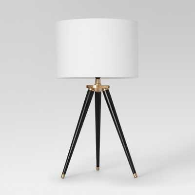 Delavan Tripod Table Lamp Black Lamp Only - Project 62 - Target