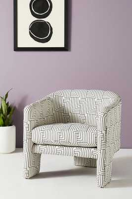 Effie Tripod Chair - Anthropologie
