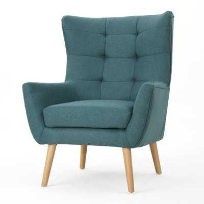 Paxton Wingback Chair - AllModern