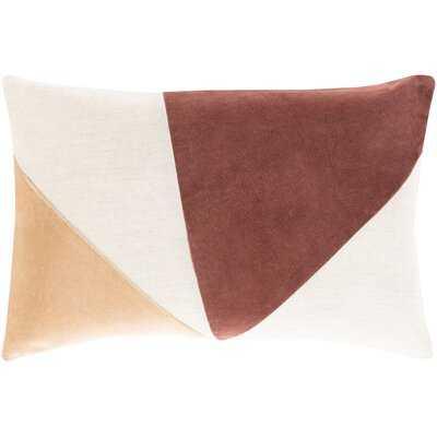 Perlita Lumbar Pillow Cover - AllModern