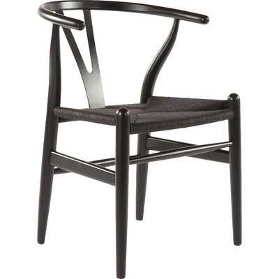 Norvin Solid Wood Dining Chair - Wayfair