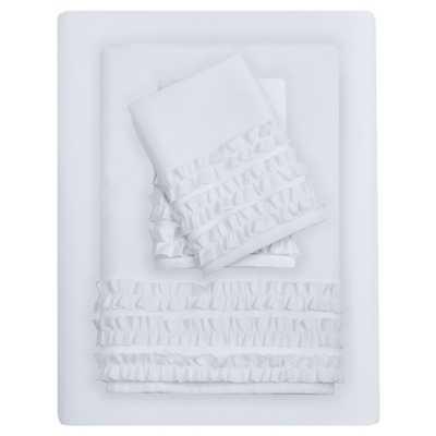 Sheet Sets White Twin, Sheet Sets - Target