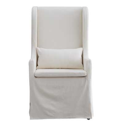 Lefebre Wingback Chair - Wayfair