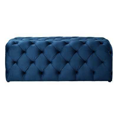 Prescot Upholstered Bench - Wayfair