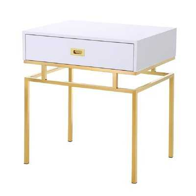Sewa End Table - Wayfair