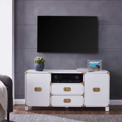 Hana TV Stand for TVs up to 55 - Wayfair