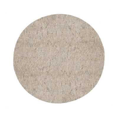 6 ft. x 6 ft. Dual Surface Round Rug Pad - Home Depot