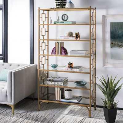 Kips Bay 7 Tier Etagere Bookcase - Wayfair