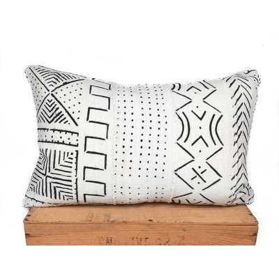 Craney Mud Cloth Pillow Cover - Wayfair