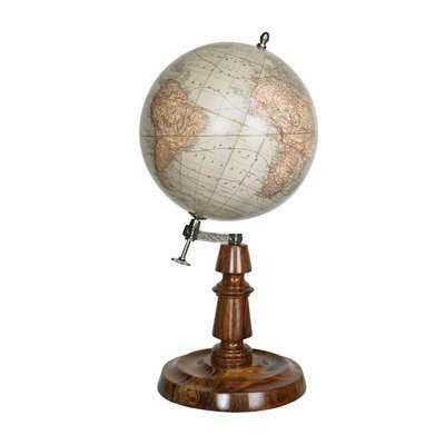 Chicago 1887 Globe - Birch Lane