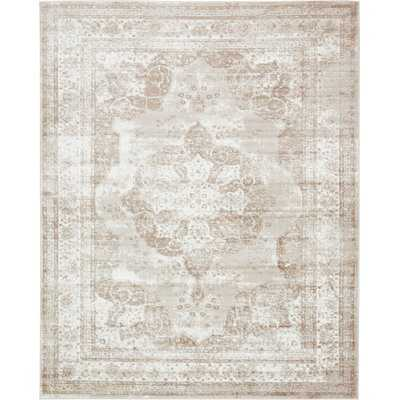 Brandt Beige Area Rug - Wayfair