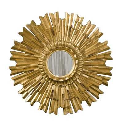 Durkee Circular Wall Mirror - Wayfair