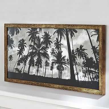 Black & White Surf Prints, Palms - Pottery Barn Teen