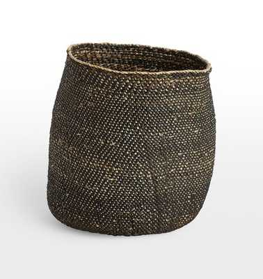 Iringa Basket - Light Black - Rejuvenation