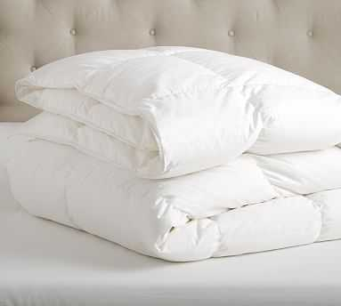 Luxury Down Duvet Insert, Full/Queen - Pottery Barn