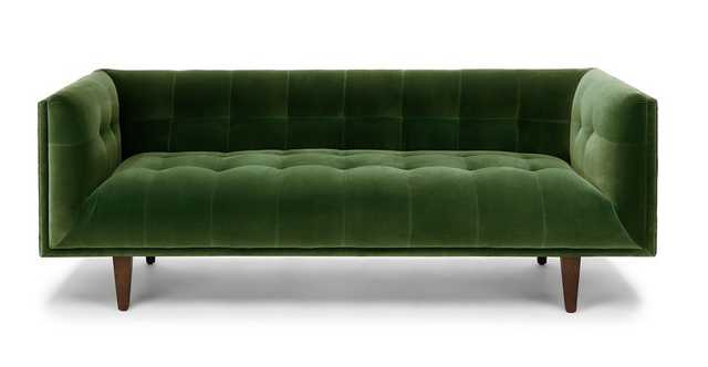 Cirrus Grass Green Sofa - Article