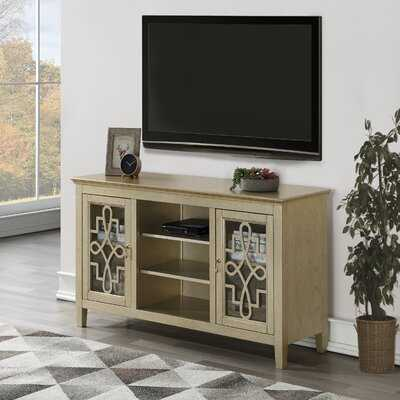 Jeffries TV Stand for TVs up to 58 - Wayfair