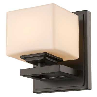Sconce Wall Lights with Matte Opal Glass - Z-Lite - Target