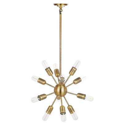 Blain 12 - Light Sputnik Sphere Chandelier - AllModern