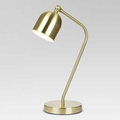 Torin Task Lamp Brass - Project 62 - Target