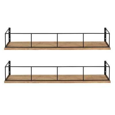 Gracie Oaks Mccasland Wall Shelf - Wayfair
