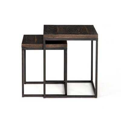 Raci 2 Piece Nesting Table - Wayfair
