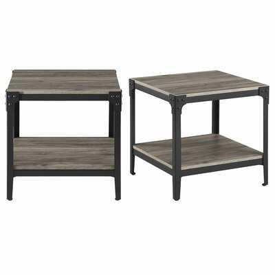 Cainsville End Table Set - Birch Lane