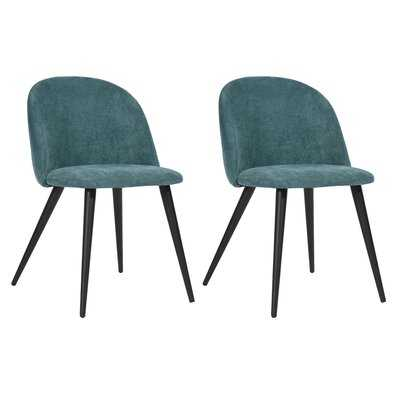Witherspoon Upholstered Dining Chair (Set of 2) - Wayfair