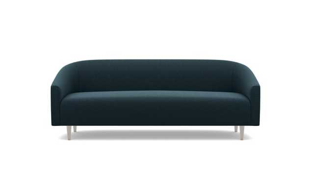 Tegan Sofa with Evening Fabric and Plated legs - Interior Define