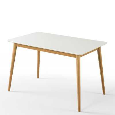 Bedwell Mid Century Wood Dining Table - Wayfair