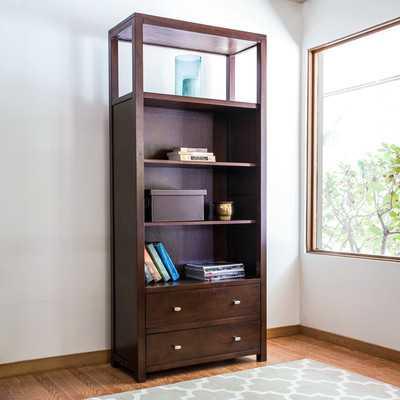 Erskine Standard Bookcase - Wayfair